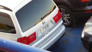 Andorranisches Auto